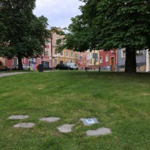 Pozorovací bod na Jánském náměstí