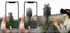 virtuální prohlídka hradu