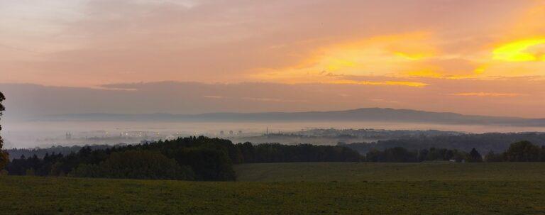 Pohled na panorama města