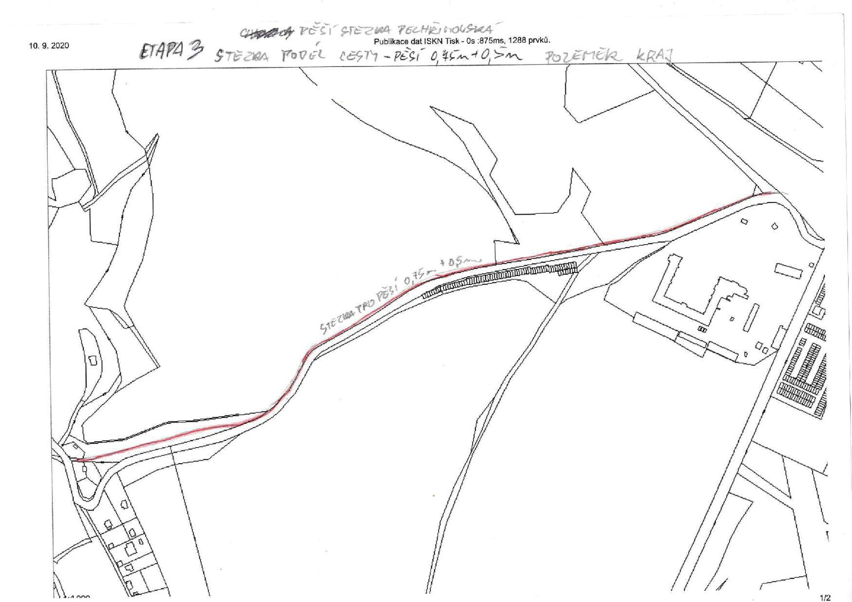 Mapa - etapa 3