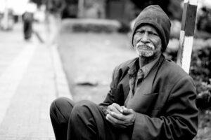 foto bezdomovce